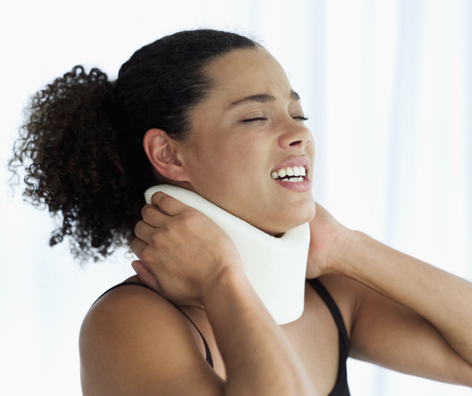 Neck Injury - Whiplash