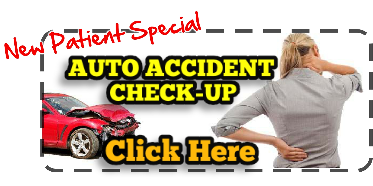 Auto Accident - new patient checkup - Insurance accepted!